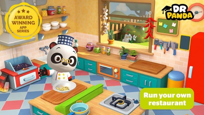 Dr panda android app serie