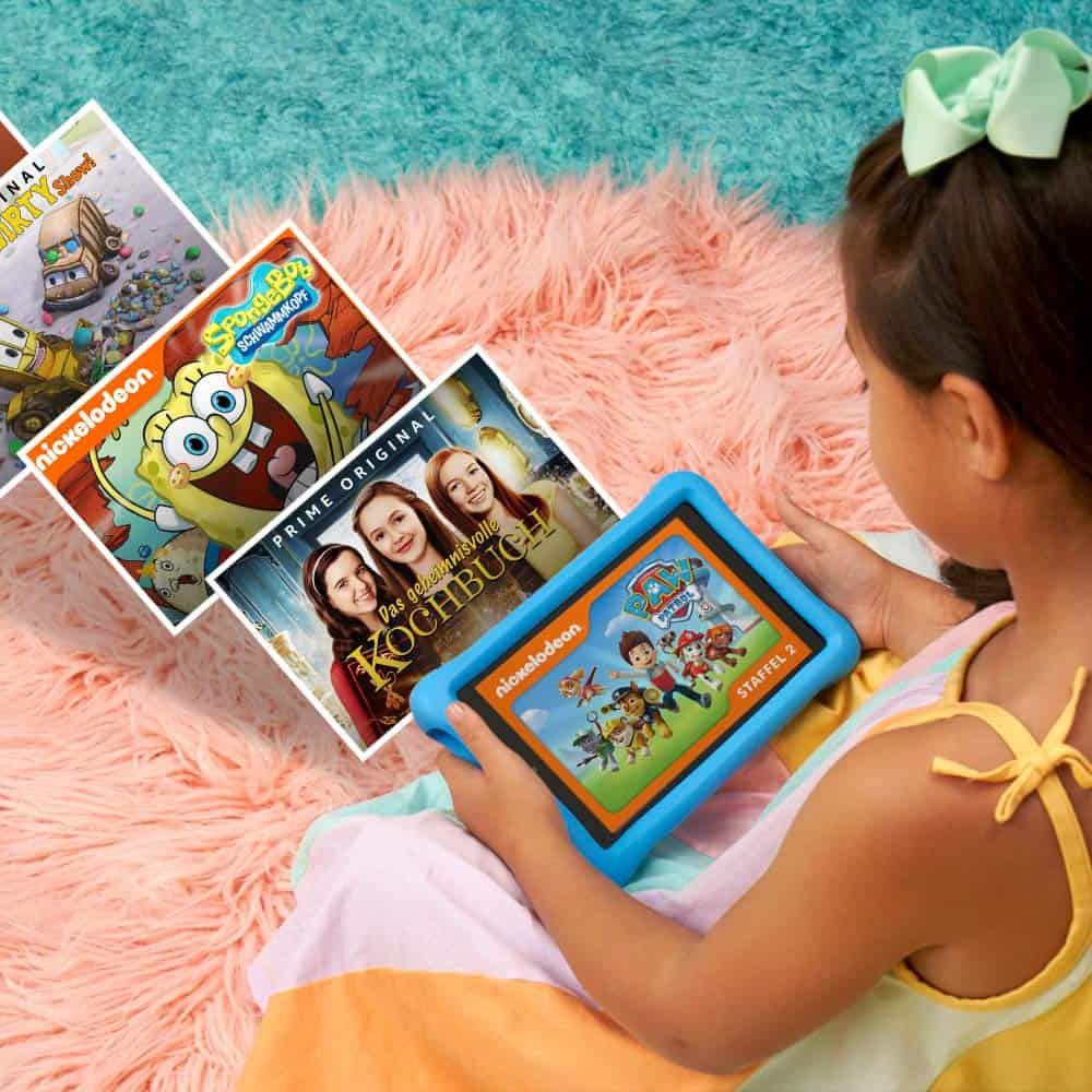 Kindle Fire HD 8 inch kids editie
