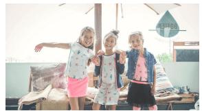 Merk meisjes kleding online