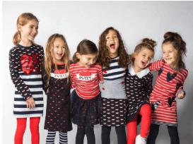 Chance ropa para niños bunschoten