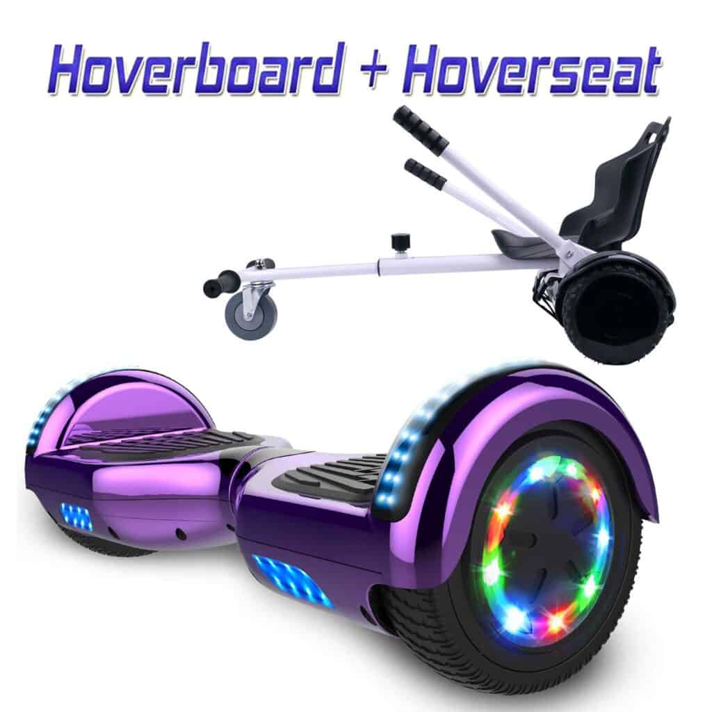 Colorway hoverboard hoverkart combo