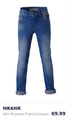 Sturdy boys' trousers for cycling