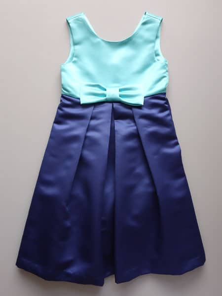 cobalt blue and turquoise plain clothes for kids
