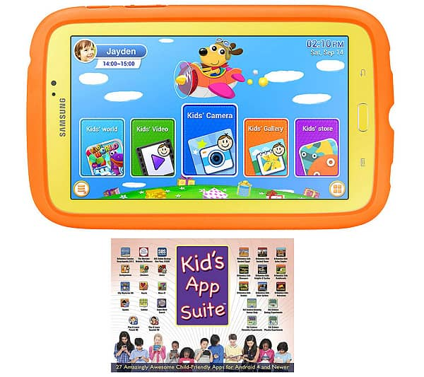 Samsung Galaxy Kids mode