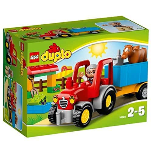 Duplo Tractor with trailer