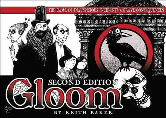 Gloom familiespel