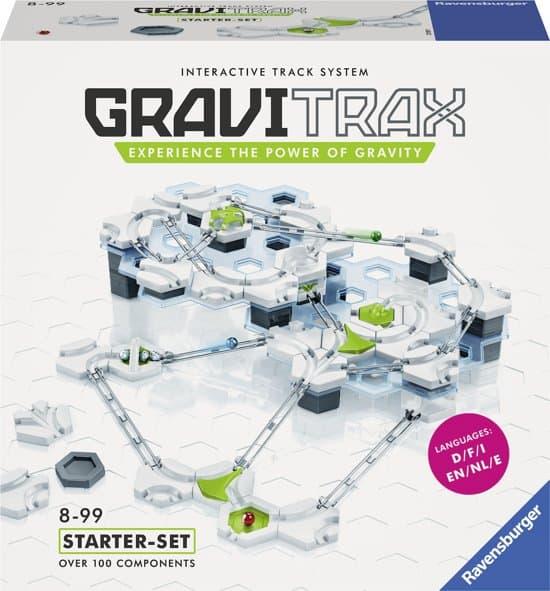 Gravitrax startersset - de leukste uitbreidbare knikkerbaan