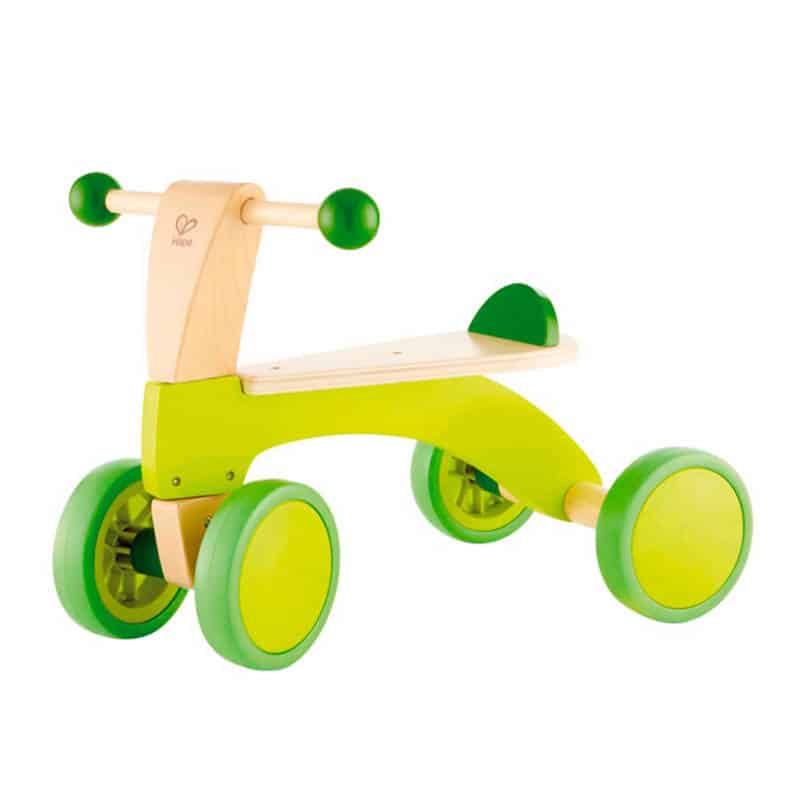Hape scoot around houten loopfiets