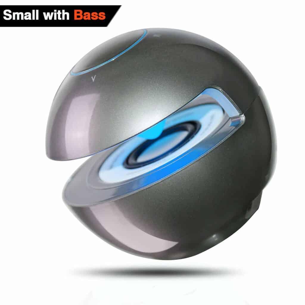Kirobo Mini Bluetooth Speakers voor kinderen