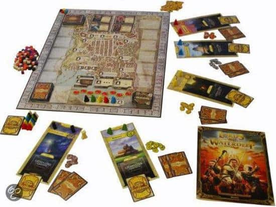 Lords of waterdeep bordspel