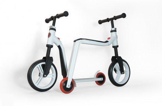 Scoot & Ride Highway balance bike and scooter
