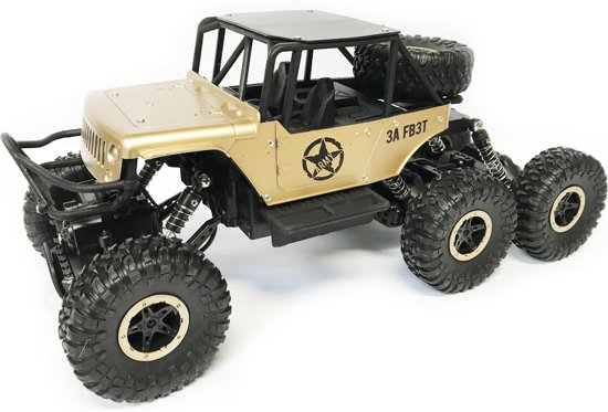 RC auto rock defender crawler