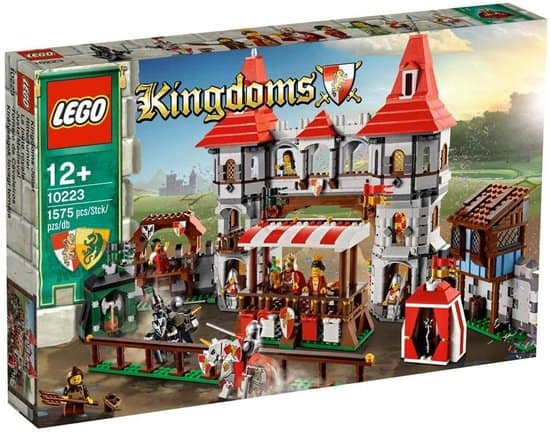 Leukste Lego Kingdoms set: Joust 10223