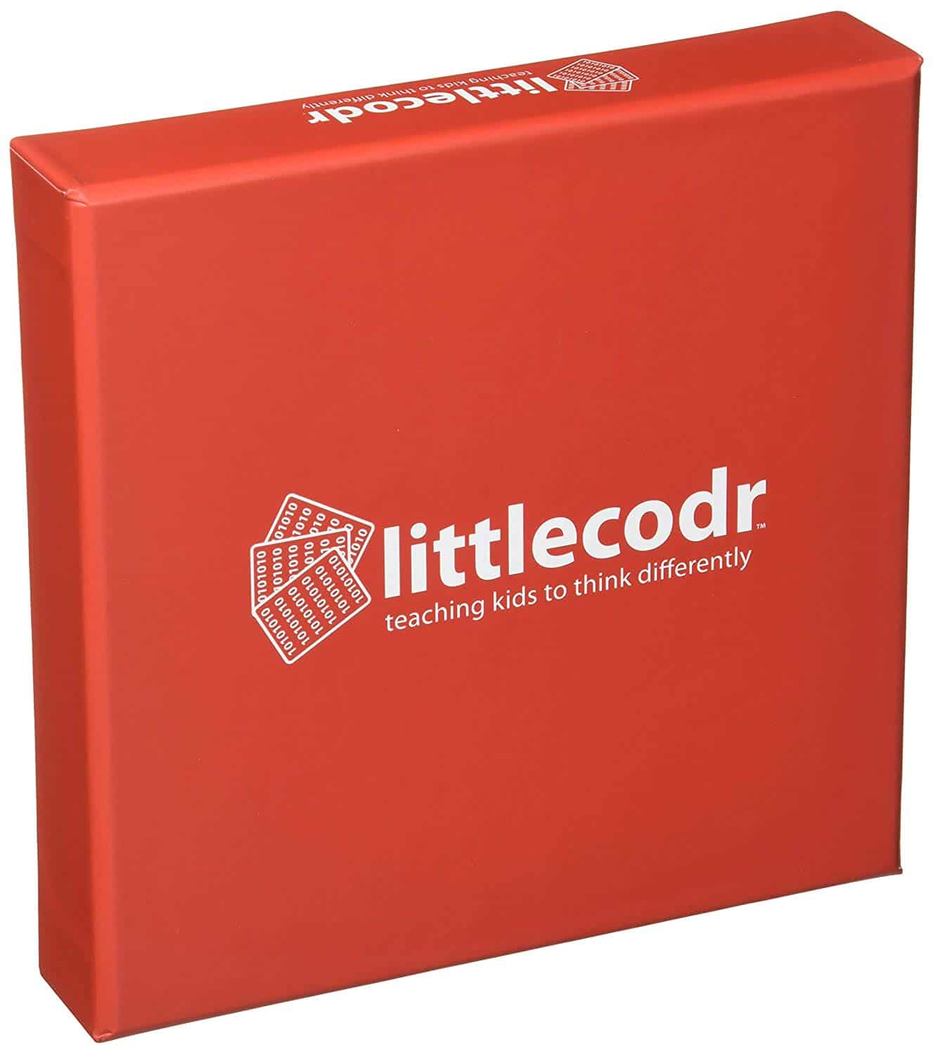 Little codr kinderspel om te leren coderen