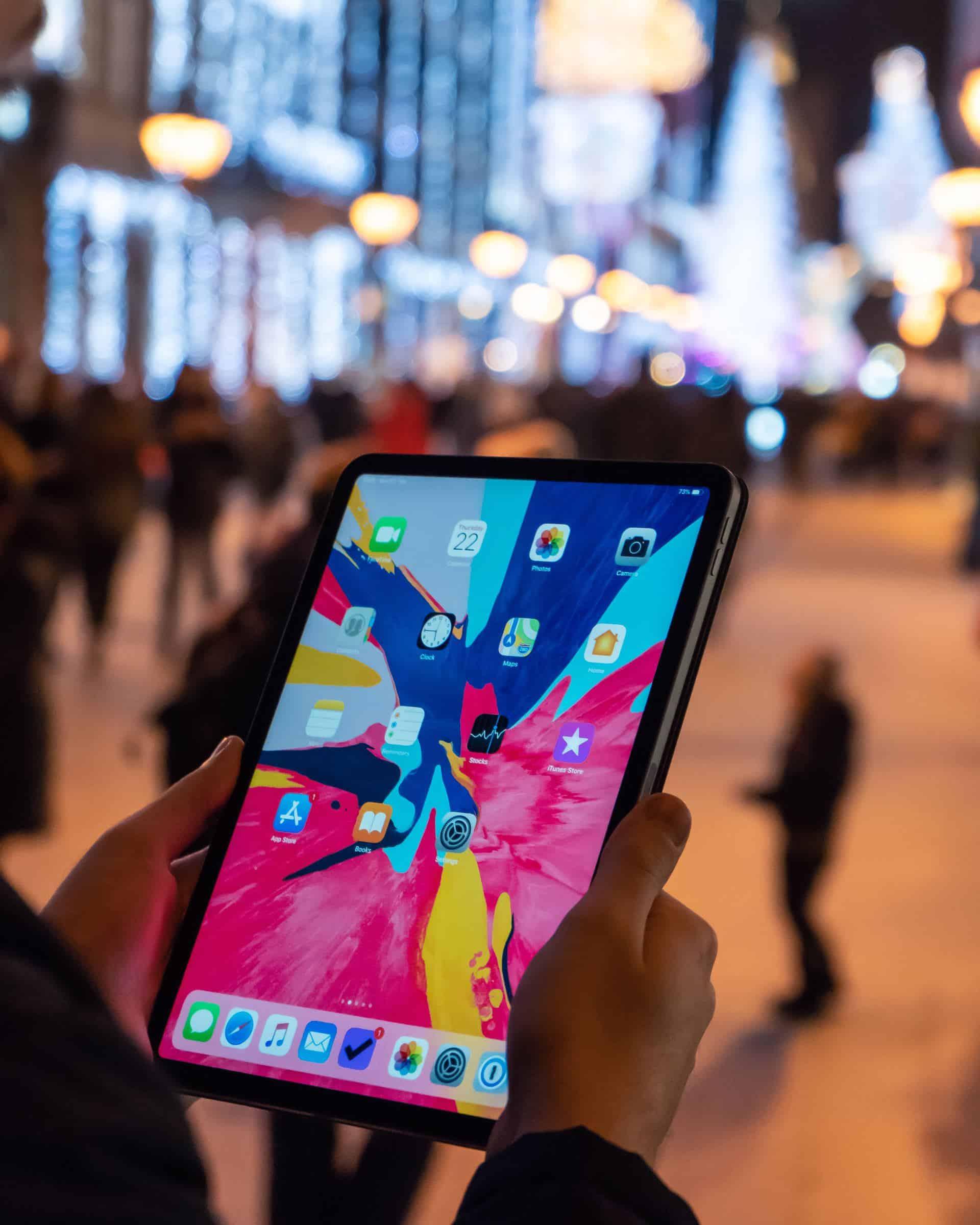 Filter voor kind op een Apple apparaat instellen