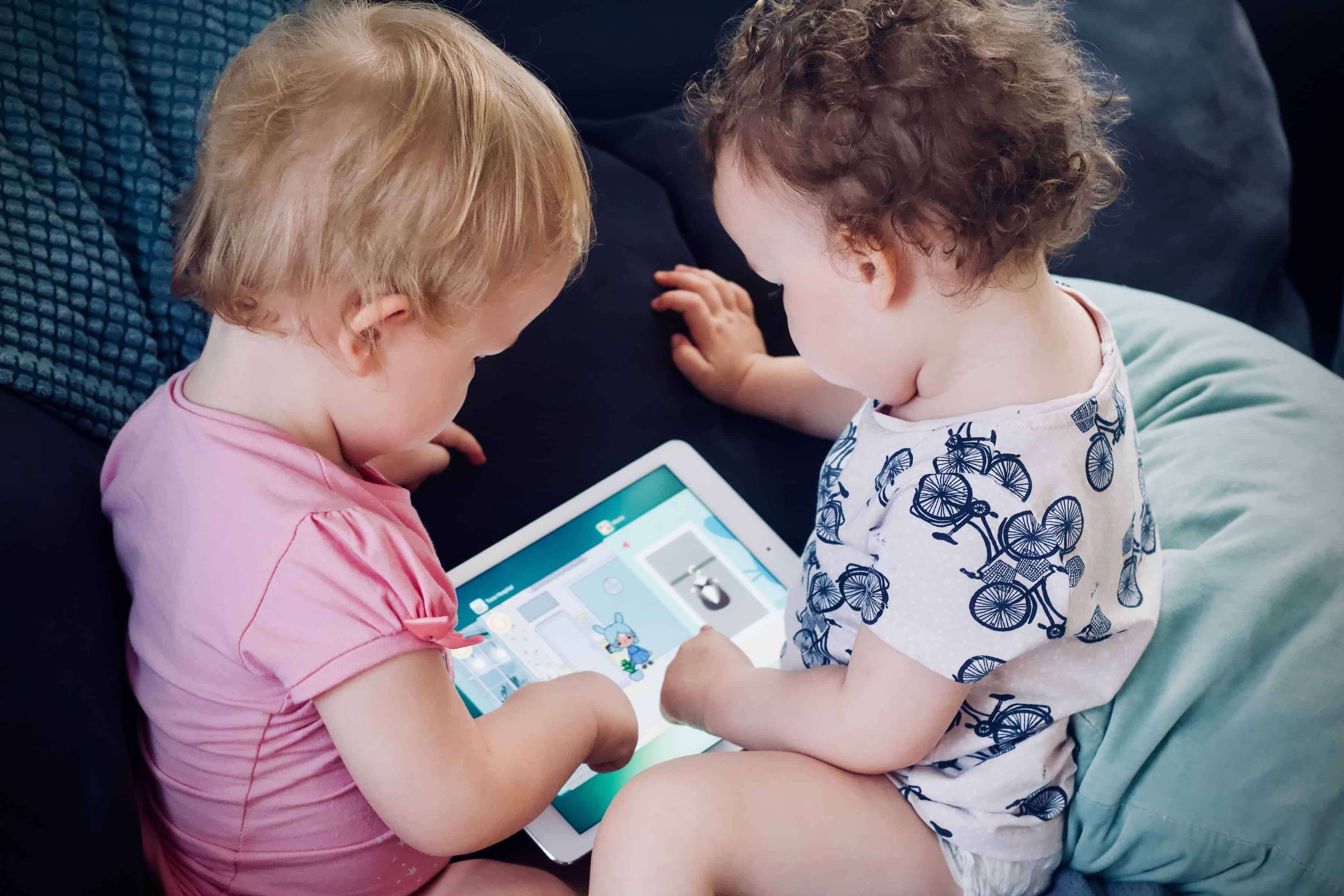 This is how you set up a child filter on an Android tablet or iPad