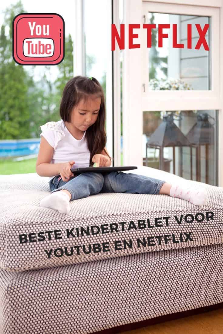 Best kids tablet for youtube and netflix