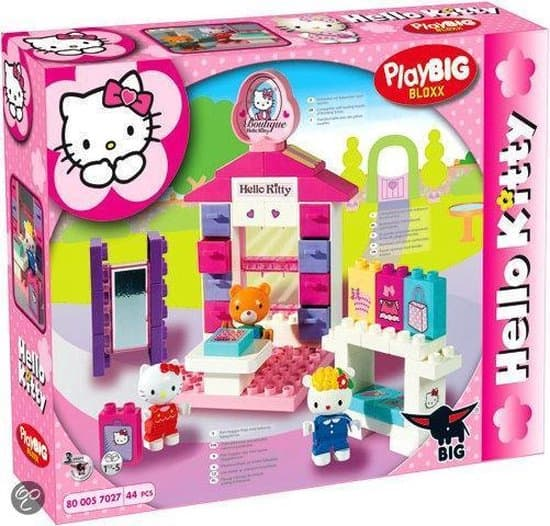 Hello Kitty Duplo boetiek