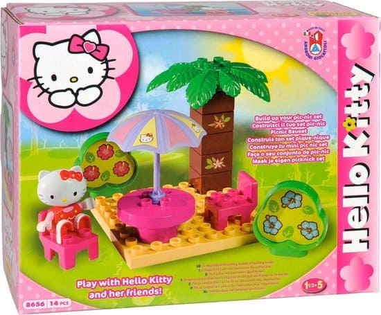 Hello Kitty Duplo picknickset