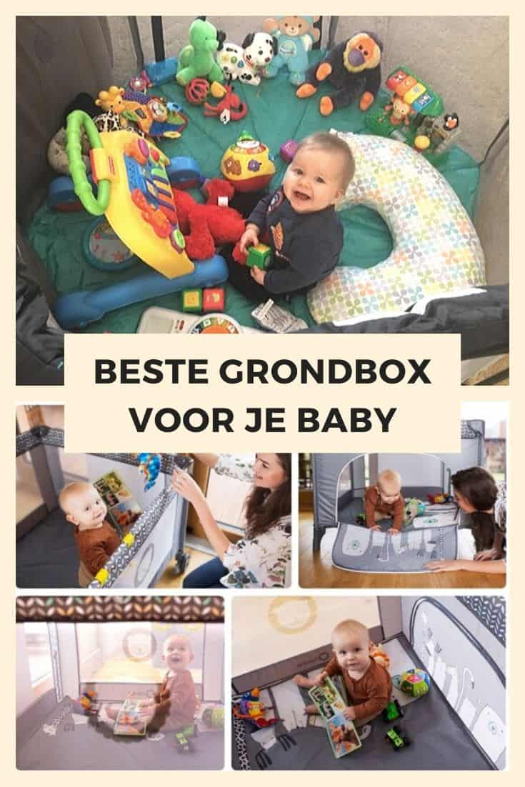 Best ground box for your baby