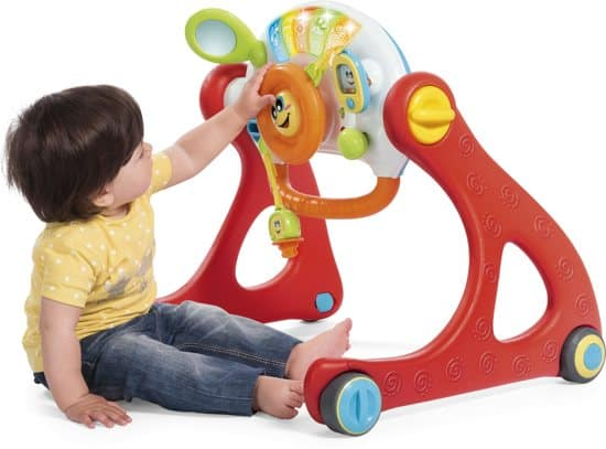 Chicco Baby Gym Vier Posities beste babygym overall