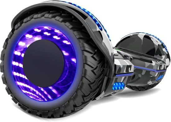 Evercross offroad hoverboard