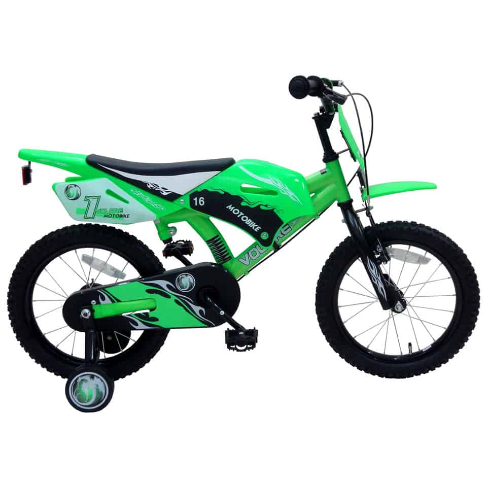 Best children's bicycle 16 inch Volare Motorbike boys bicycle