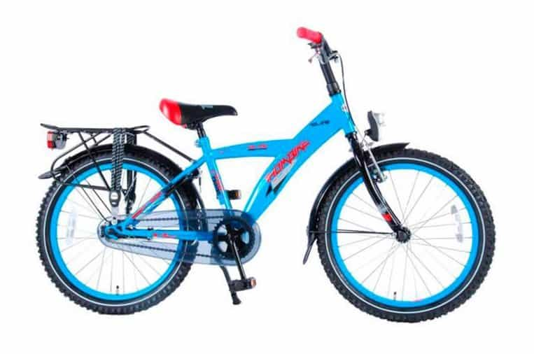 Volare Thombike City 20 inch single speed Blauw