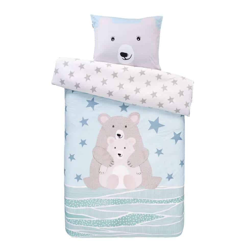 Glow in the dark duvet cover Dbo.counting Stars Blue