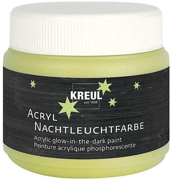 KREUL Glow in the Dark acryl verf