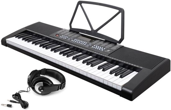 Max KB4 keyboard with microphone