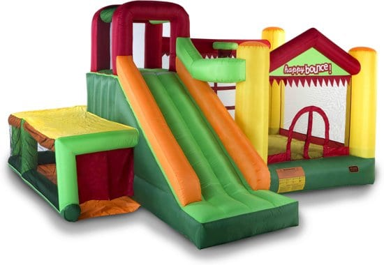 Mejor inflable para alquiler Avyna