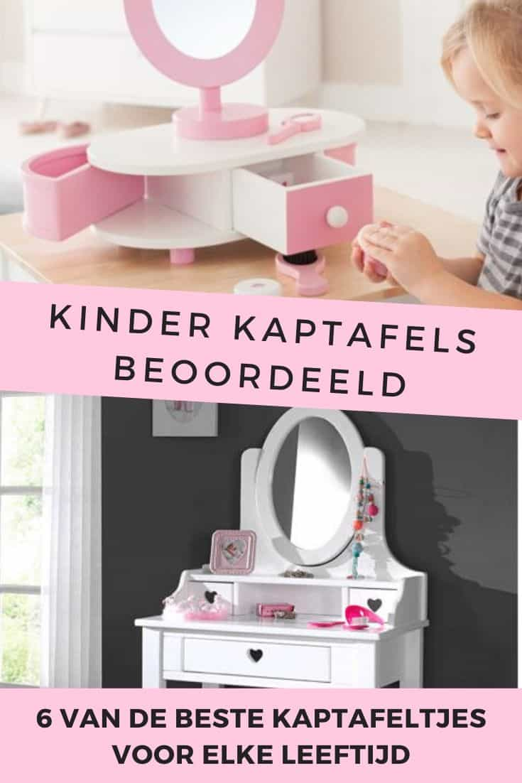 Children's dressing tables rated