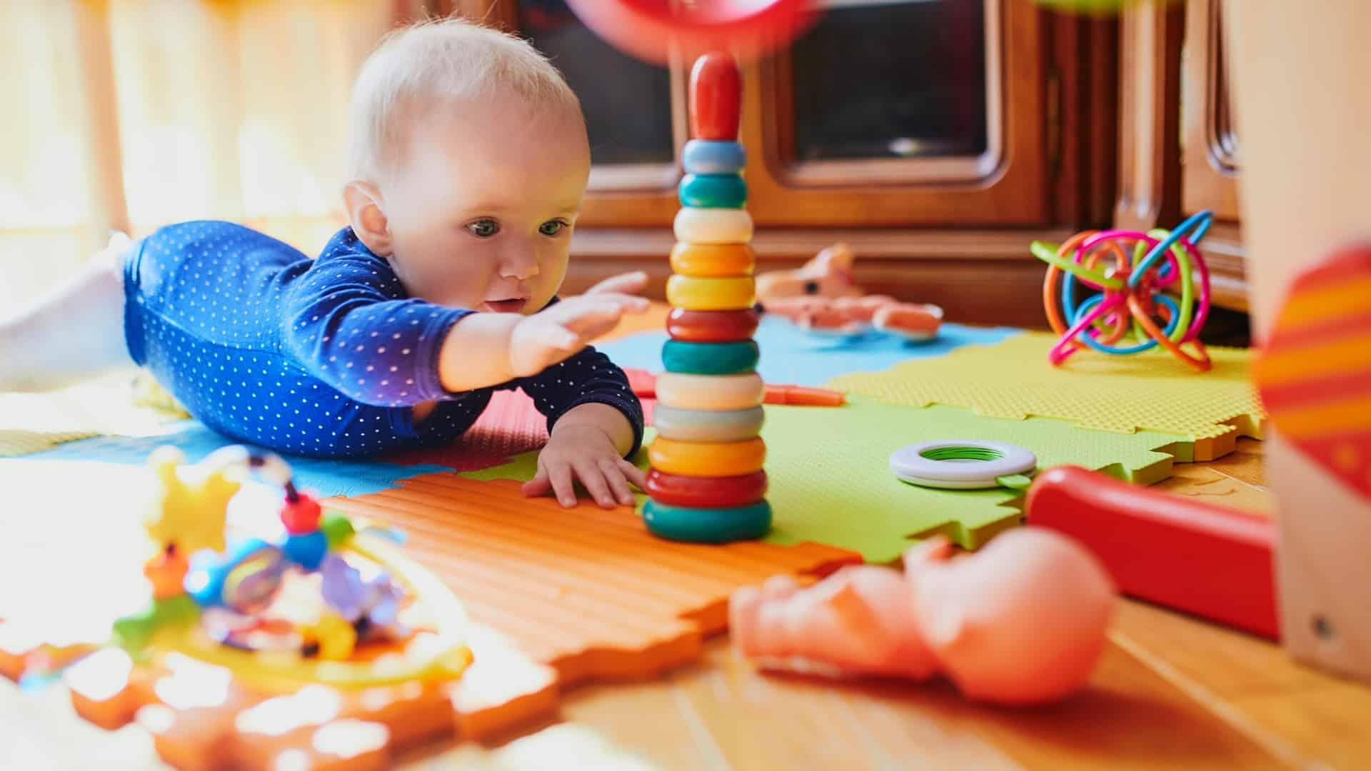 Cutest educational toys for your baby