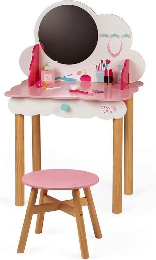 Cutest pink dressing table Janod Petite Madame