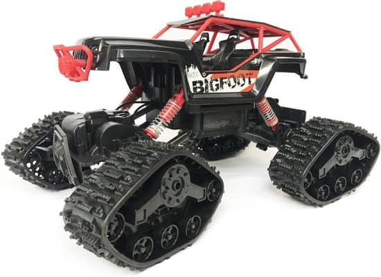 Beste budget RC Offroad Truck: JD Toys RC Rock Crawler
