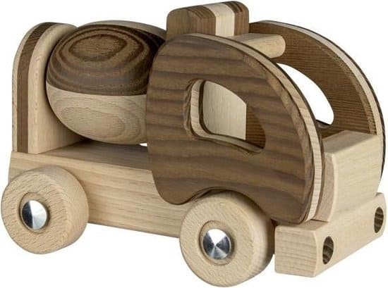 Best wooden toy cars: Goki Nature