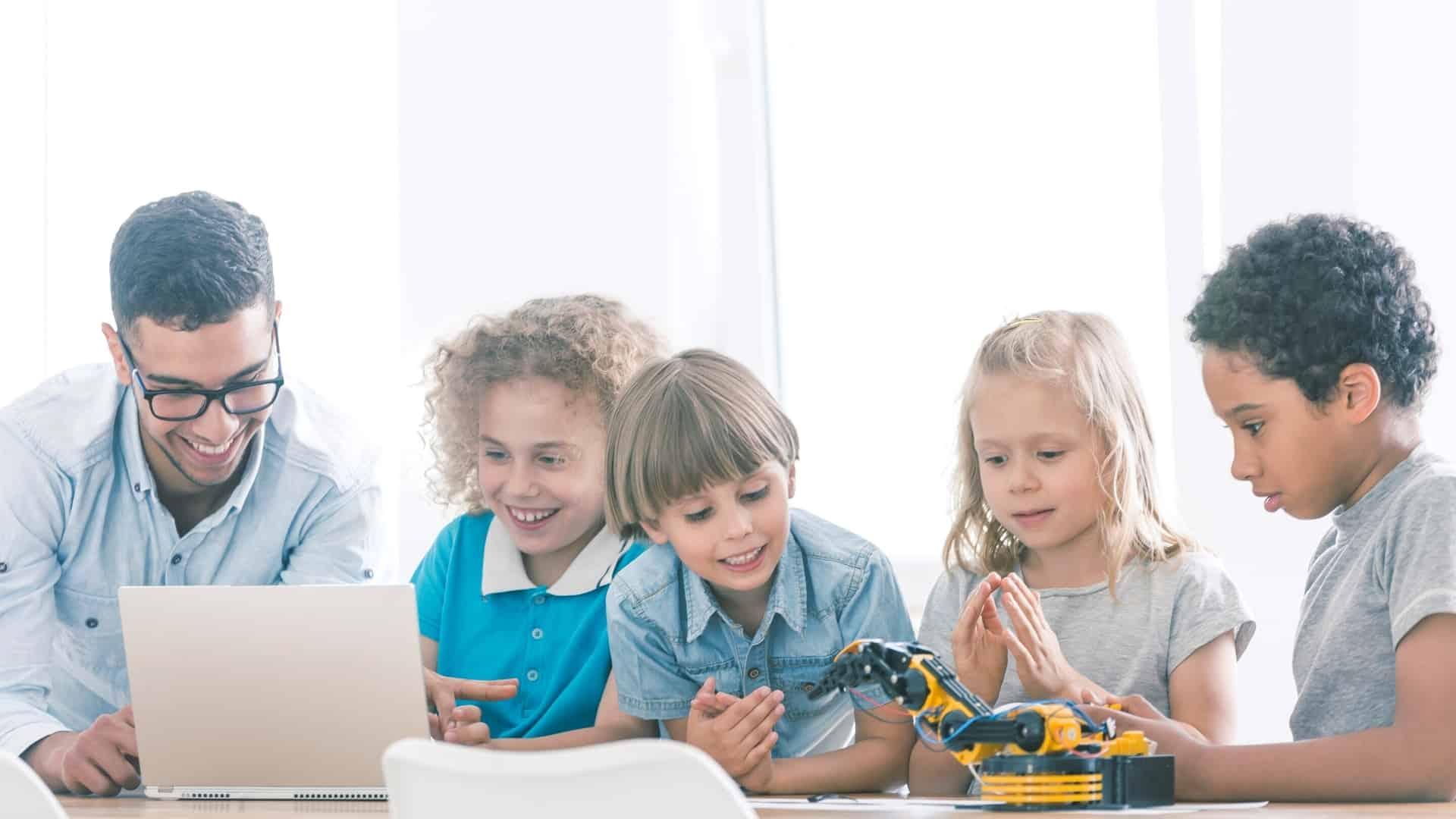Coderen voor kinderen