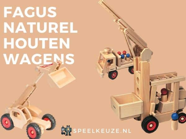 Pictures with three different wooden wagons