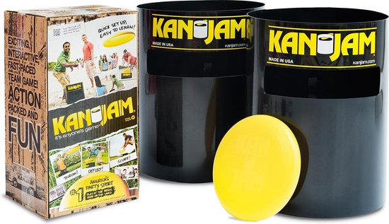 Can Jam ultimate outdoor disc game