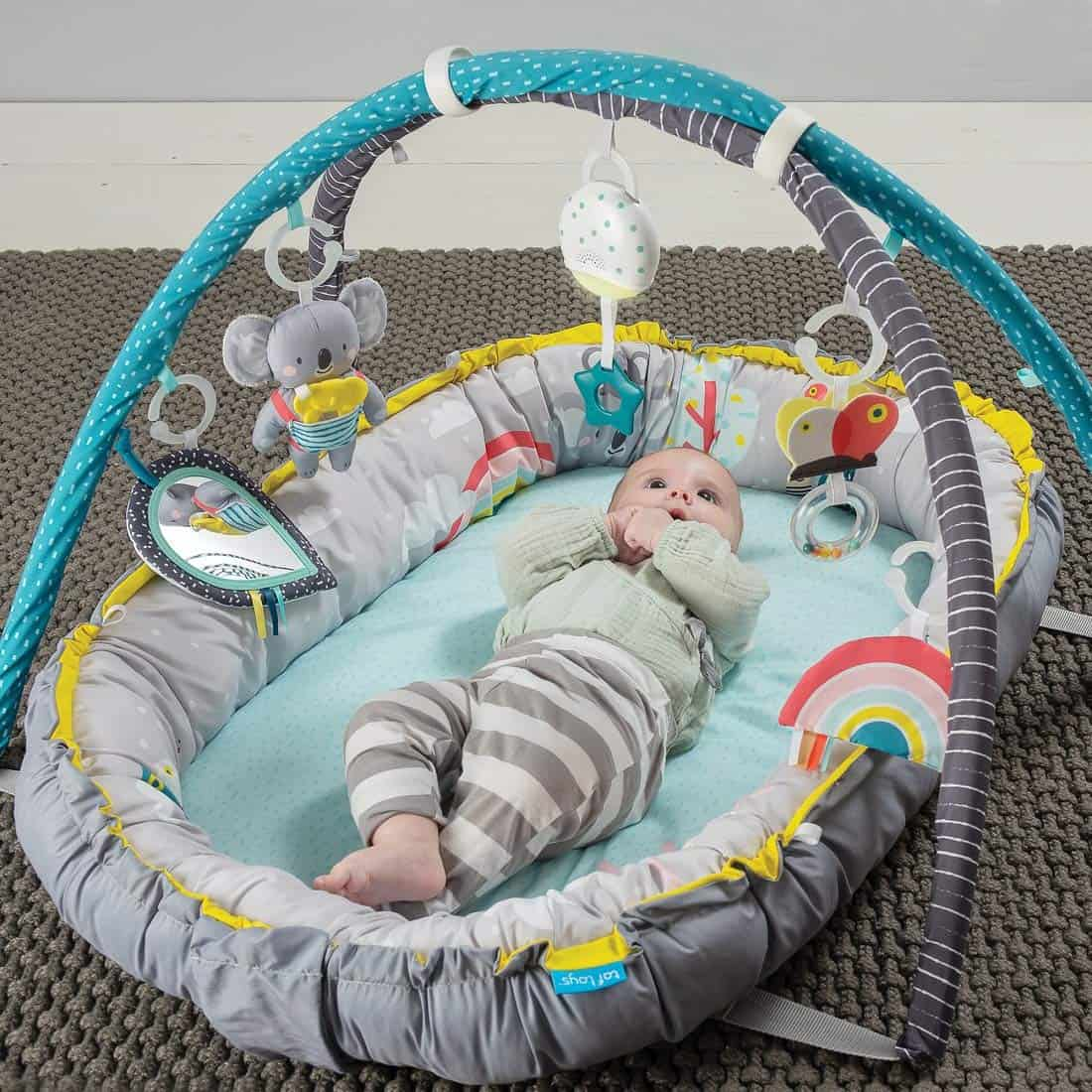 Leukste babygym met speelkleed: TafToys 4-in-1 Play Mat