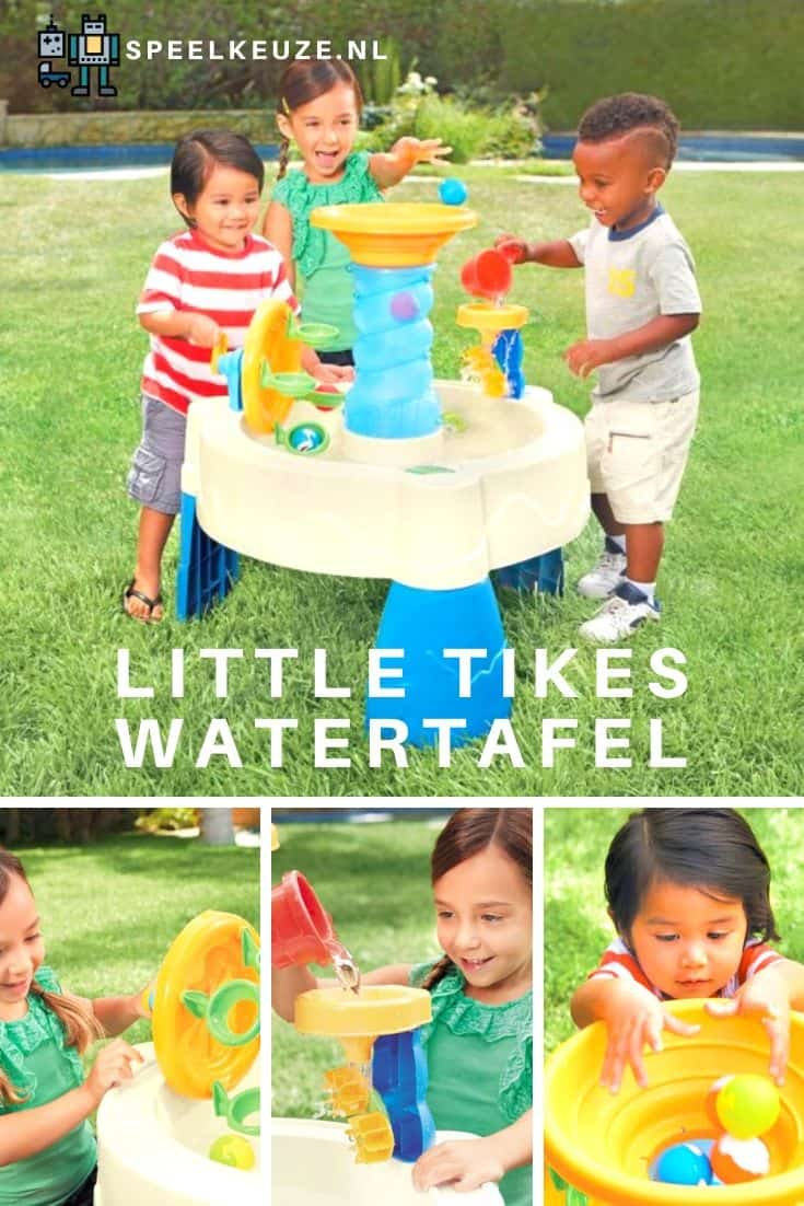 Little tikes watertafel