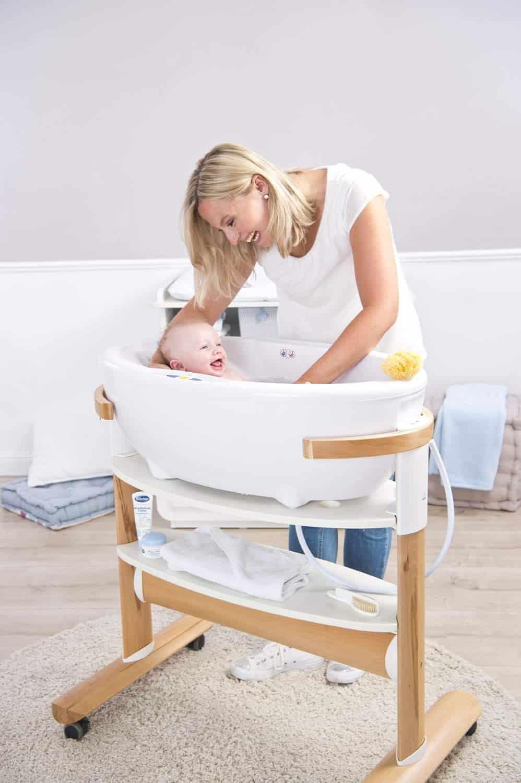Beste babybadje Spa whirlpool:Rotho BabyDesign Baby Spa