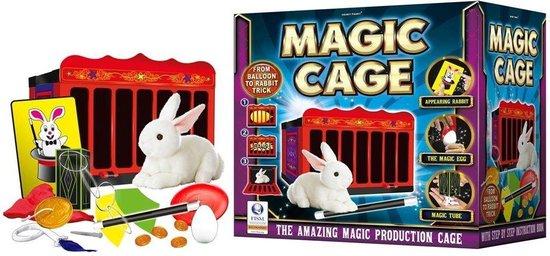 Beste goocheldoos voor kind van vier jaar: Magic Cage