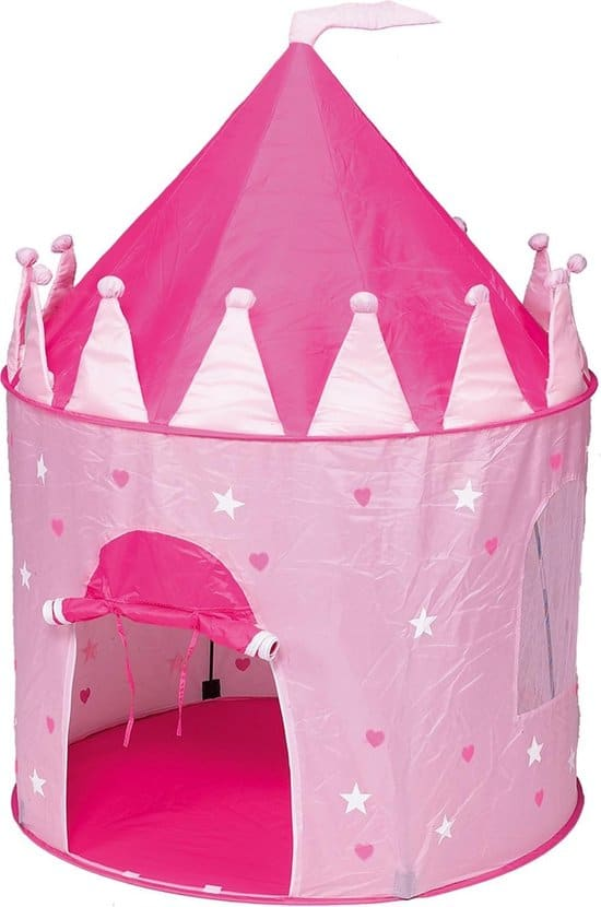 Beste speeltent prinses: Paradiso Toys Pink Castle