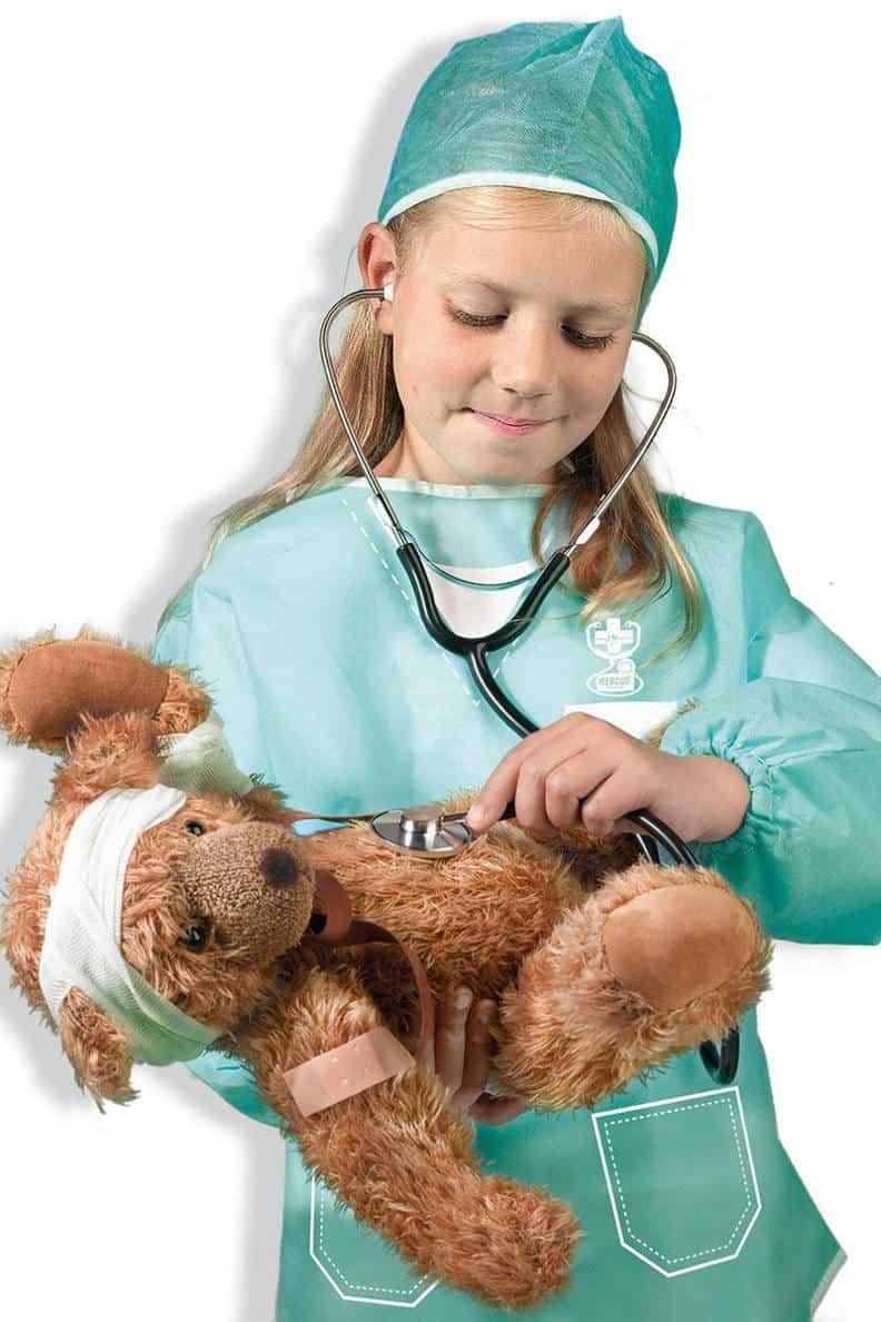 Beste stethoscoop: SES dokters stethoscoop