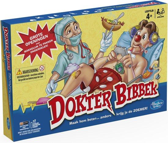 Leukste dokter spel: Hasbro Dokter Bibber