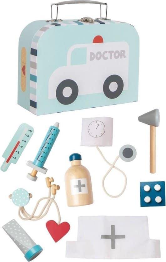 Leukste houten dokterskoffer: Jabadabado
