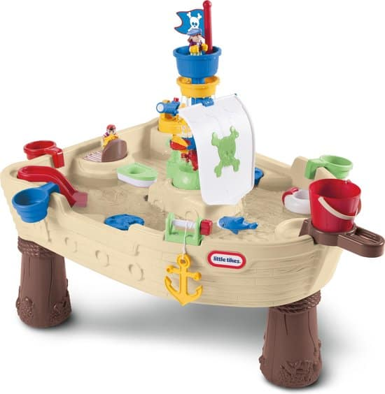 Leukste piraten watertafel: Little Tikes Piratenschip