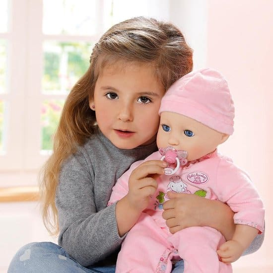 Overall beste babypop: Baby Annabell